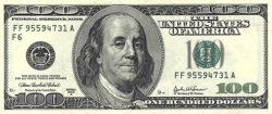 100 dollar bill challenge picture of 100 dollar bill